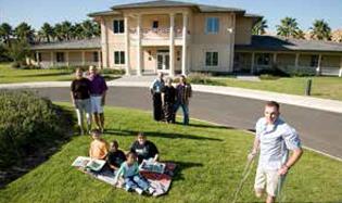 Fisher House - Palo Alto VA