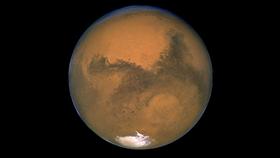 Tour Guide Talk: Mars
