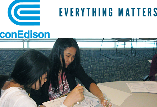 Con Edison STEM Day Out