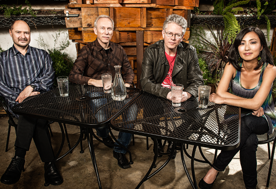 Kronos Quartet tickets are on sale