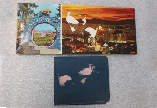Vinyl Cardholder