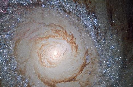 Mike Massimino Hubble