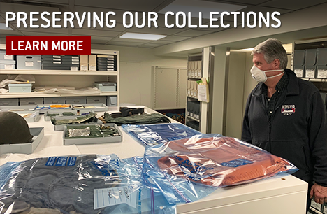 Preserving our Collections