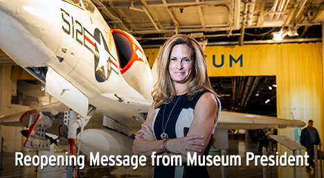 Reopening Message from Museum President