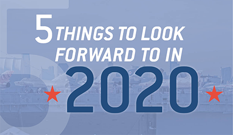 5 Things to Look Forward to in 2020