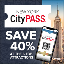 NY City and Intrepid, Save 42%