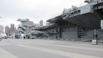 Intrepid Museum Pier