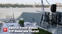 VIP Room and Fantail