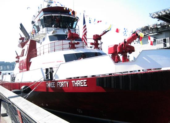 343 Fireboat