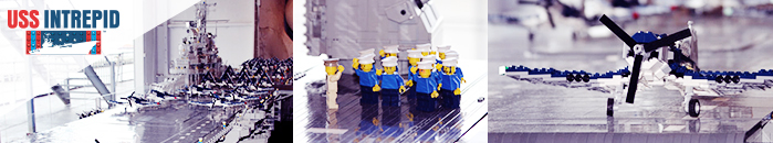 Intrepid Lego