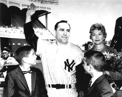 10 Things to Know about Yogi Berra