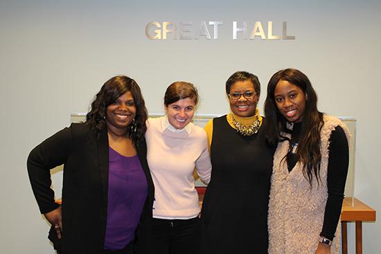 Girls Meet Women in STEM at Museum Forum