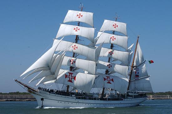 Tall ship Sagres