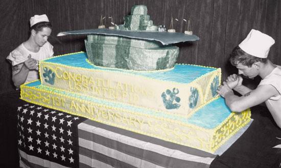 Navy Cakes: A Slice fo History