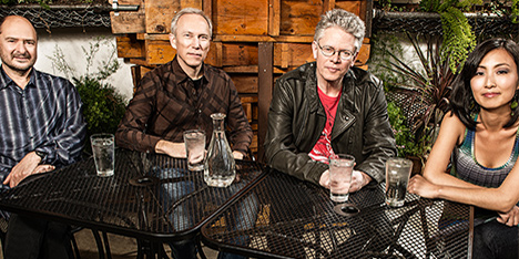 Tickets on Sale Today for Kronos Quartet at the Intrepid Museum