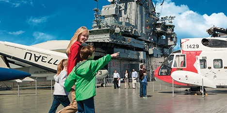 Give Mom, Dad and Grads the Gift of Intrepid This Year!