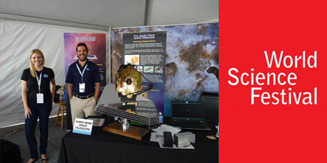 World Science Festival at the Intrepid Museum