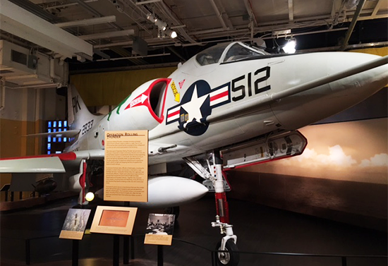 On the Line: Intrepid and the Vietnam War