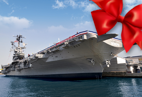 This Holiday Season, Give the Gift of Intrepid