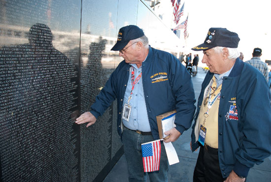 Dignity Memorial® Vietnam Wall