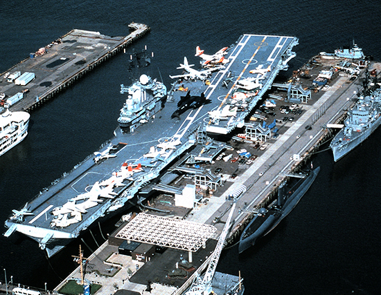 Intrepid Celebrates 32 years