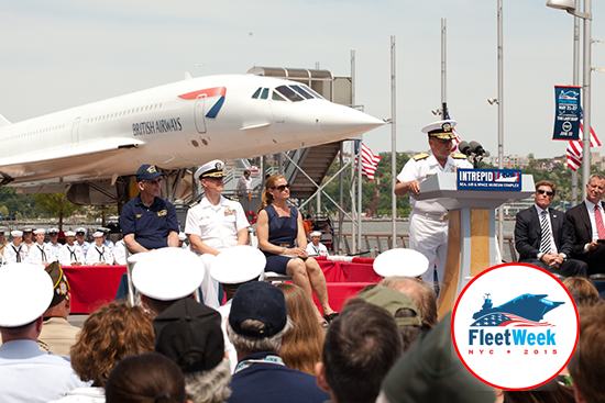 Fleet Week Starts Next Week!