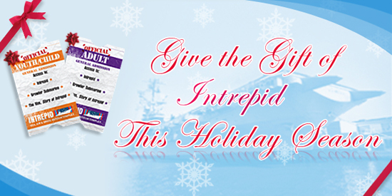 Intrepid Gift Cards