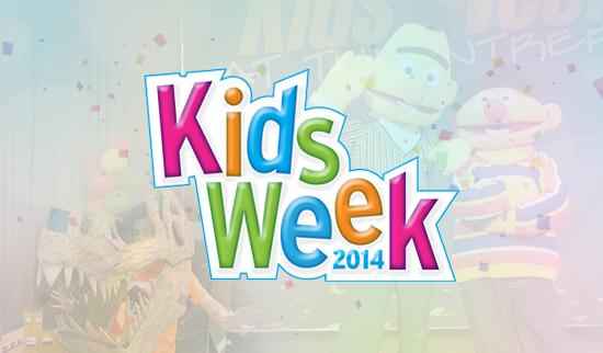 Kids Week 2014