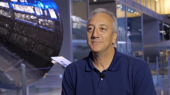A Message from Astronaut Mike Massimino