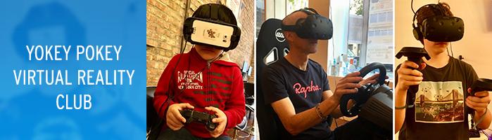 Yokey Pokey VR Club