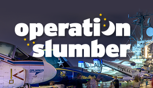 Operation Slumber: Overnights at the Museum
