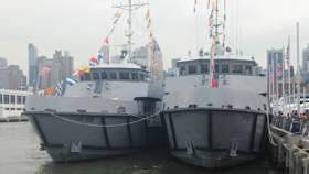 Public Tours of U.S. Naval Academy Yard Patrol Craft (YPs)