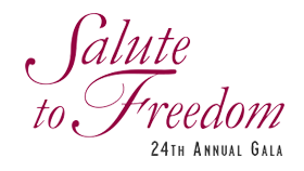 The 24th Annual Salute to Freedom Gala