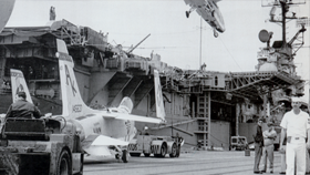 On the Line: Intrepid & the Vietnam War