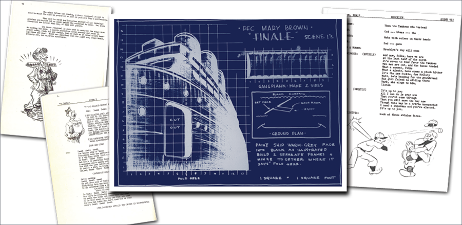 Click here to see archival images from the original Blueprint Specials.