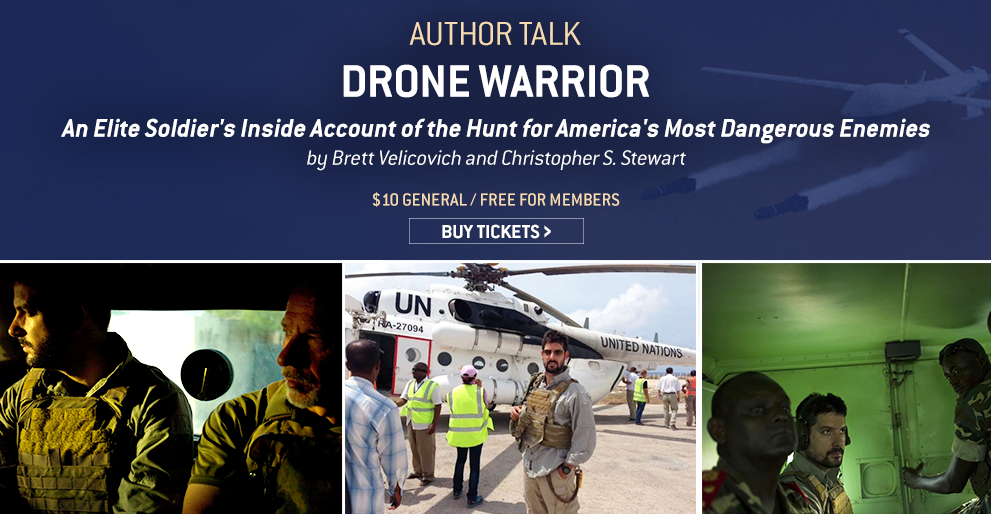 Drone Warrior Buy Tickets