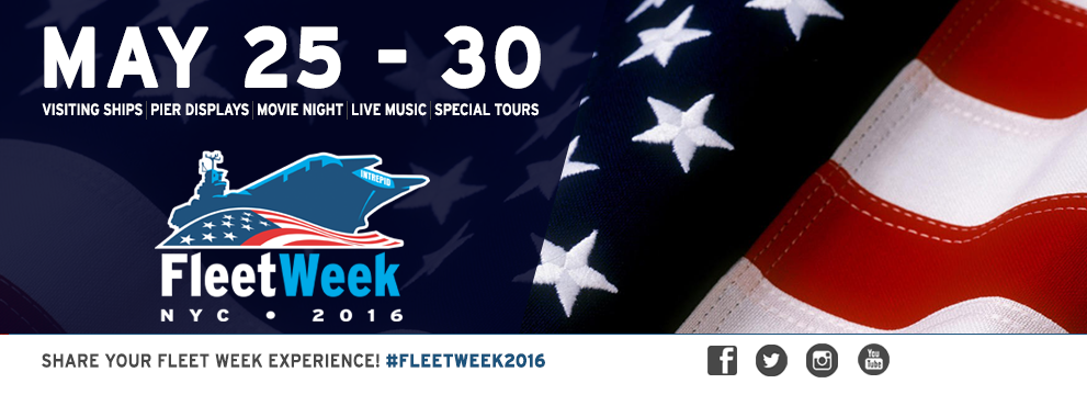 FLEET WEEK 2016