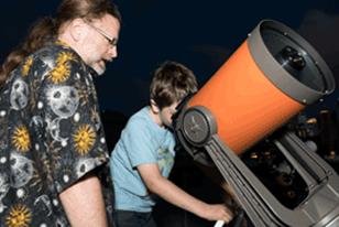 Family Astronomy Night