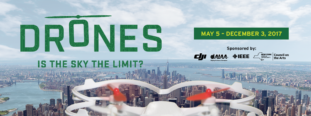 Drones: Is the Sky the Limit?