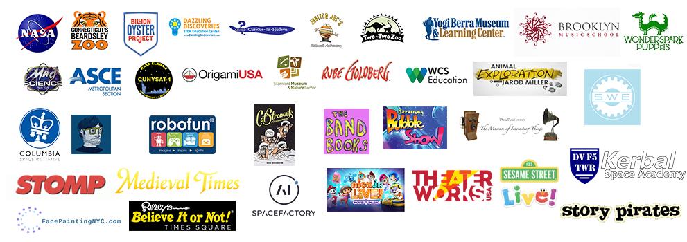 Kids Week participating partner