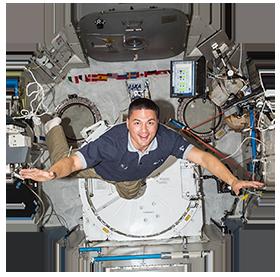 Special Q & A with Astronaut Kjell Lindgren