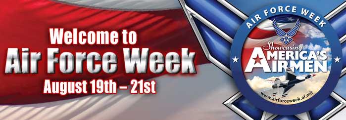 Air Force Appreciation Week