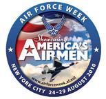Air Force Week at Intrepid