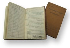 Aviator Flight Book