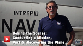 Behind the Scenes: Conducting a Mission, Part 5 - Recovering the Plane