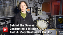 Behind the Scenes: Conducting a Mission, Part 4 - Coordination in the Air