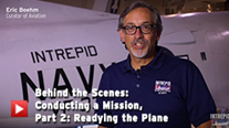 Behind the Scenes: Conducting a Mission, Part 2 - Readying the Plane