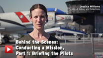 Behind the Scenes: Conducting a Mission, Part 1 - Briefing the Pilots