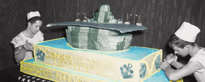 Navy Cakes: A Slice of History