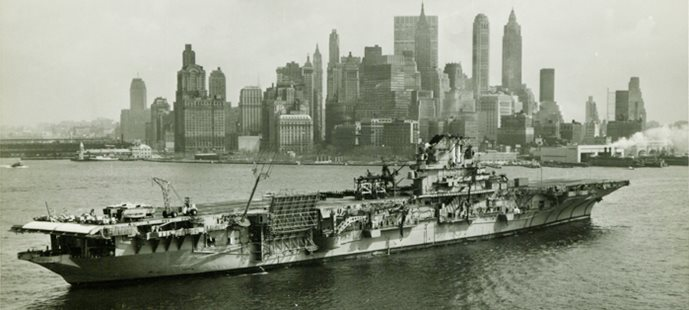 Image result for uss intrepid ww2